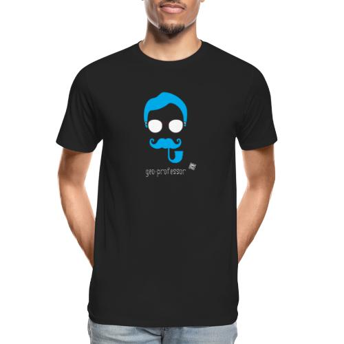 Geo Professor - Men's Premium Organic T-Shirt