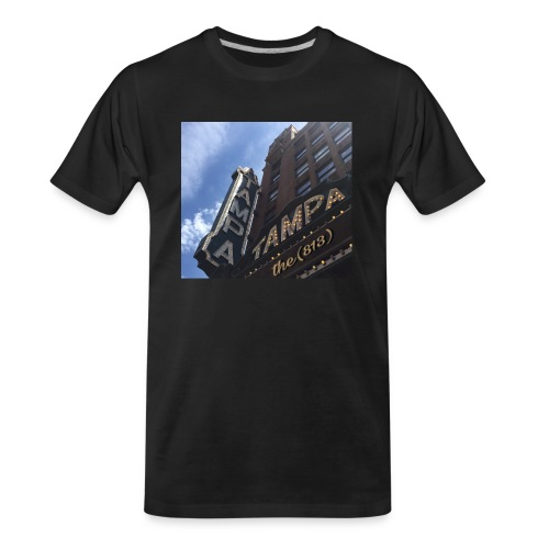 Tampa Theatrics - Men's Premium Organic T-Shirt