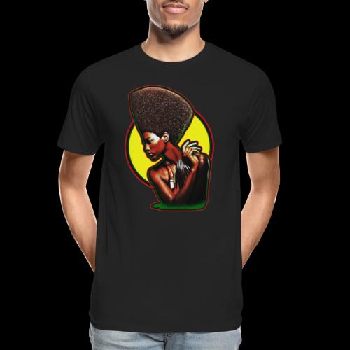 Sun Fro - Men's Premium Organic T-Shirt