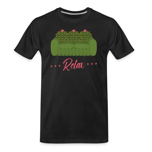 Relax! - Men's Premium Organic T-Shirt