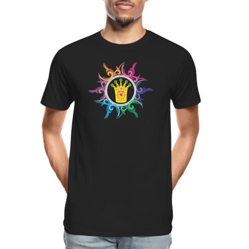 prience logo - Men's Premium Organic T-Shirt