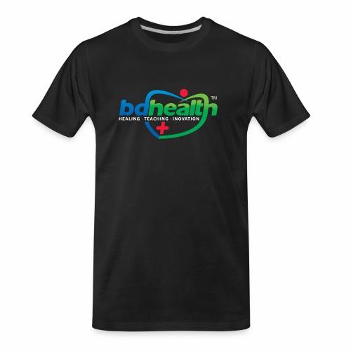Health care / Medical Care/ Health Art - Men's Premium Organic T-Shirt