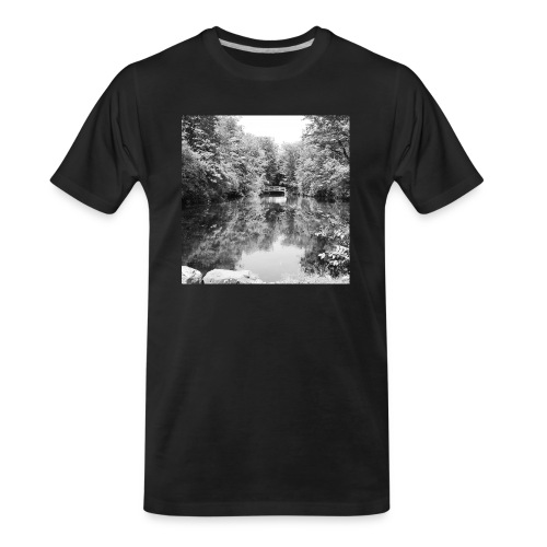 Lone - Men's Premium Organic T-Shirt