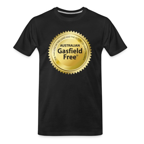 AGF Organic T Shirt - Traditional - Men's Premium Organic T-Shirt