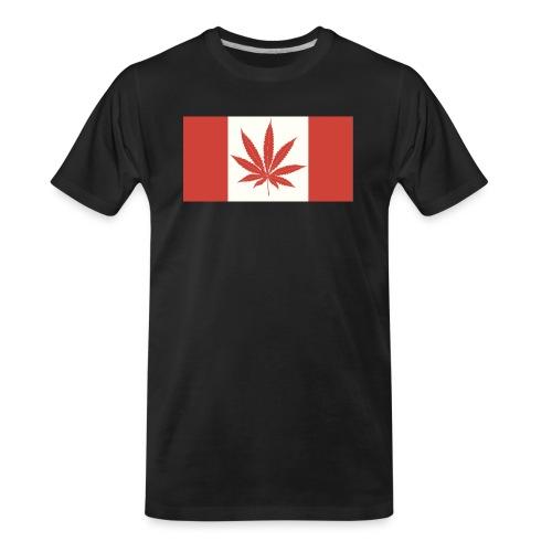 Canada 420 - Men's Premium Organic T-Shirt