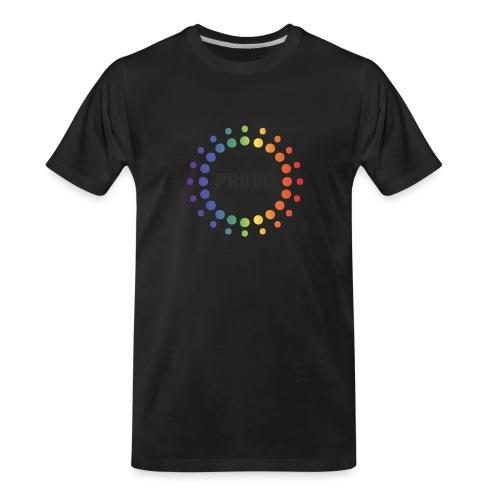 Proud Circles - Men's Premium Organic T-Shirt
