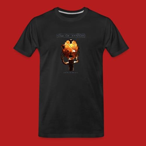 Days of Black Clan Of Xymox Album Shirt - Men's Premium Organic T-Shirt