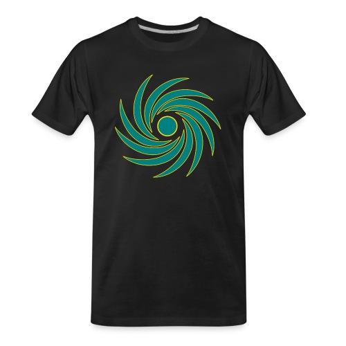 Whirl - Men's Premium Organic T-Shirt