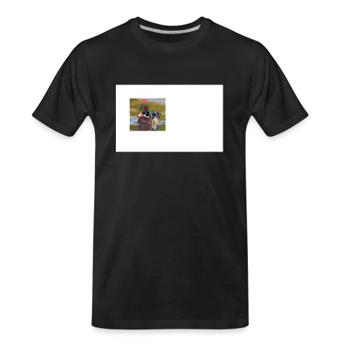 duck_life - Men's Premium Organic T-Shirt