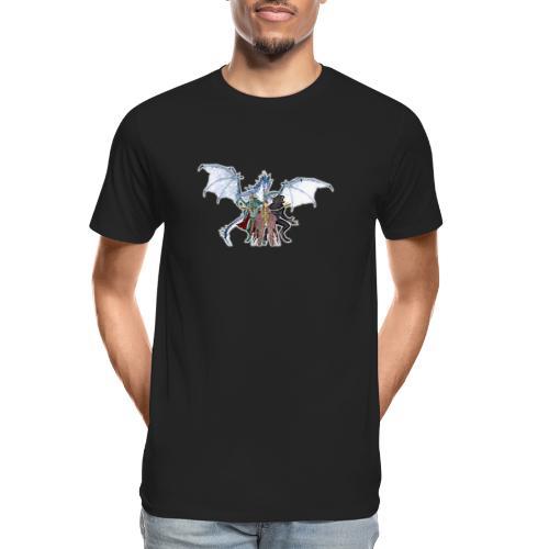 Tainted Blood True Hybrid Mod - Men's Premium Organic T-Shirt
