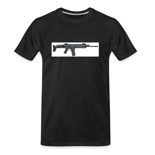 274DCA6D F340 4D0F 85CA FAC6F71A3998 - Men's Premium Organic T-Shirt
