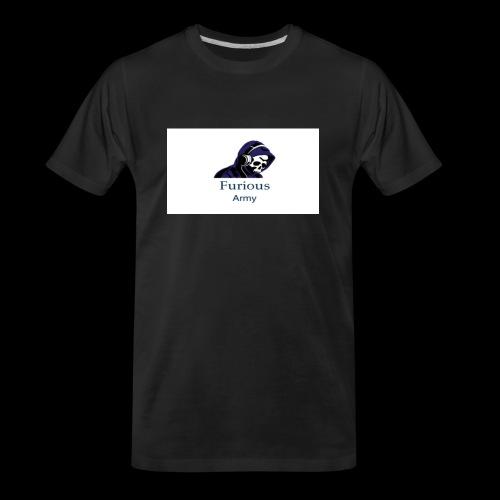 savage hoddie - Men's Premium Organic T-Shirt