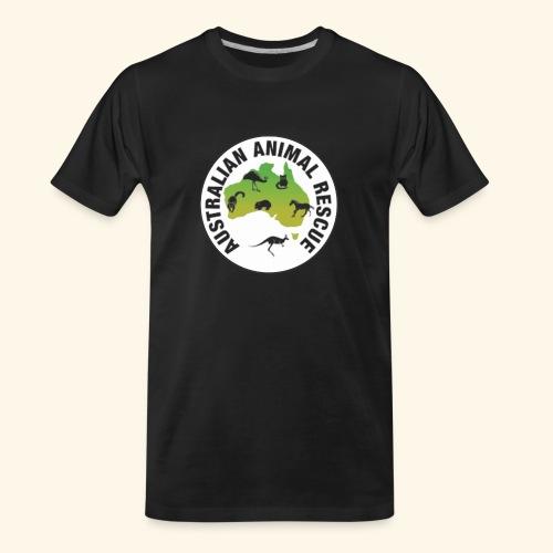 animal lovers ARC - Men's Premium Organic T-Shirt