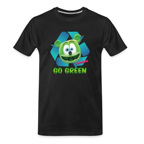 Gummibär Recycle - Men's Premium Organic T-Shirt