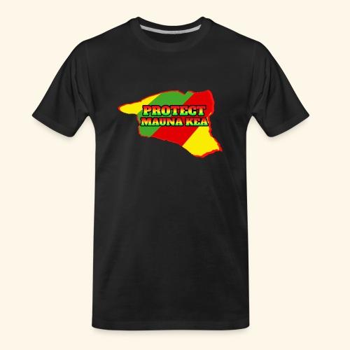 Mauna Kea - Men's Premium Organic T-Shirt