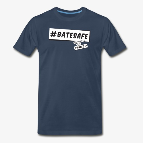ATTF BATESAFE - Men's Premium Organic T-Shirt