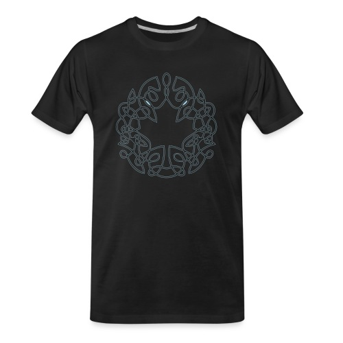 CDN_Scottish - Men's Premium Organic T-Shirt