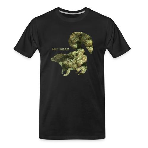 HAWAIIAN SKUNK.png - Men's Premium Organic T-Shirt