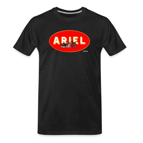 Ariel - dd - AUTONAUT.com - Men's Premium Organic T-Shirt