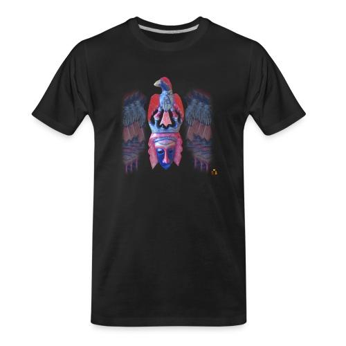 Acro Aztec - Men's Premium Organic T-Shirt