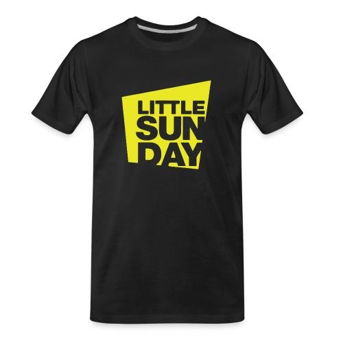littleSUNDAY Official Logo - Men's Premium Organic T-Shirt