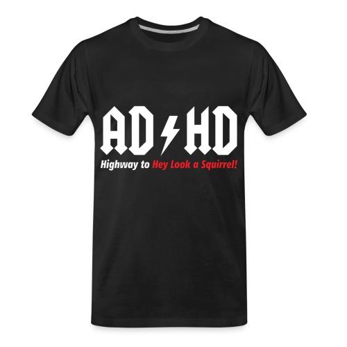 AD HD - Men's Premium Organic T-Shirt