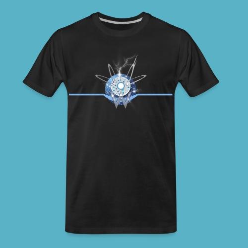 Blue Sun - Men's Premium Organic T-Shirt