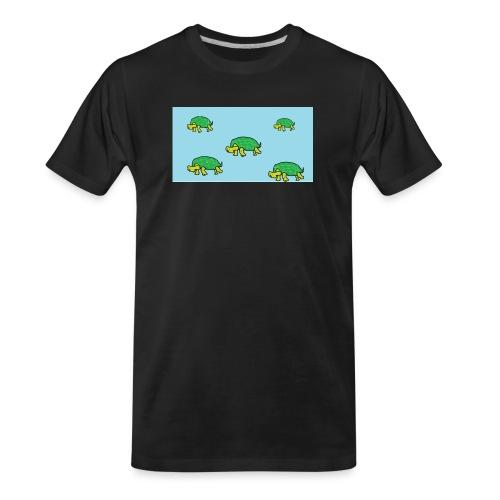 hib2 png - Men's Premium Organic T-Shirt