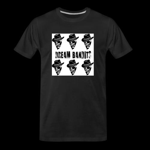 Dreambandits square x6 - Men's Premium Organic T-Shirt