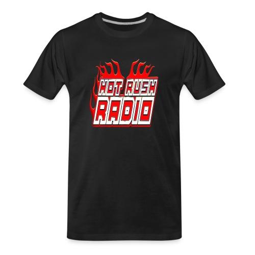 worlds #1 radio station net work - Men's Premium Organic T-Shirt
