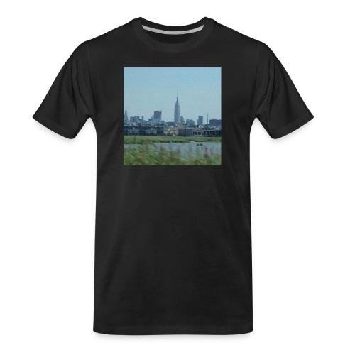 New York - Men's Premium Organic T-Shirt