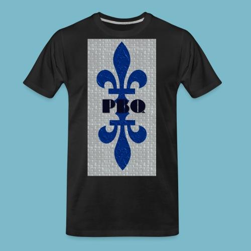 partiboileau 4 - Men's Premium Organic T-Shirt