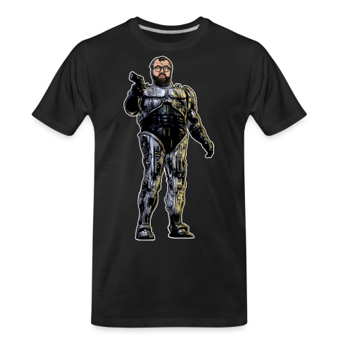 JorgeCop - Men's Premium Organic T-Shirt