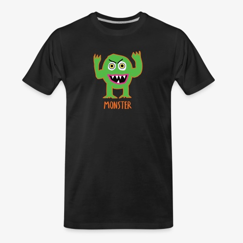 Monster - Men's Premium Organic T-Shirt
