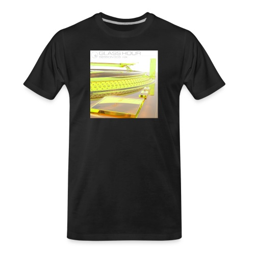 Glass Hour Session 3 - Men's Premium Organic T-Shirt