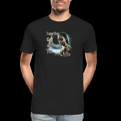 God Within You - Men's Premium Organic T-Shirt