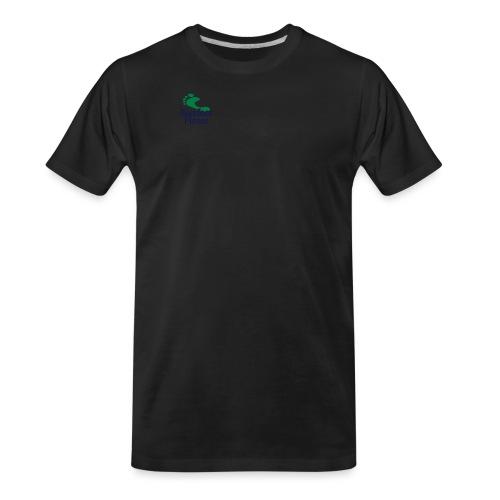 I Run Better, I Run Barefoot Women's T-Shirts - Men's Premium Organic T-Shirt