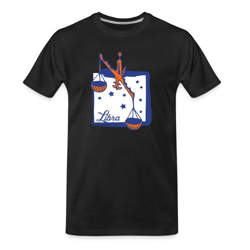 Libra - Men's Premium Organic T-Shirt