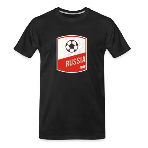 Russia Team - World Cup - Russia 2018 - Men's Premium Organic T-Shirt