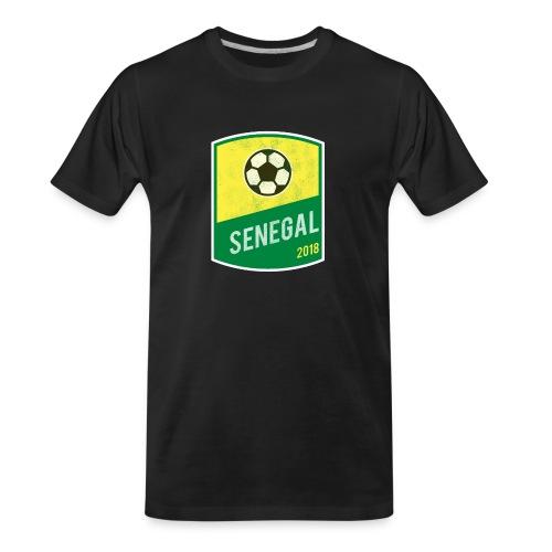 Senegal Team - World Cup - Russia 2018 - Men's Premium Organic T-Shirt