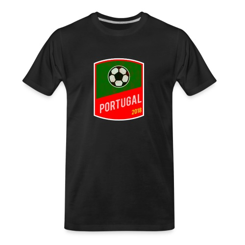 BadgePortugal - Men's Premium Organic T-Shirt