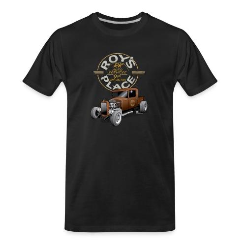 RoysRodDesign052319_4000 - Men's Premium Organic T-Shirt