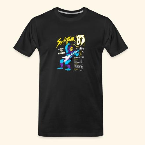 skeletour 83 - Men's Premium Organic T-Shirt