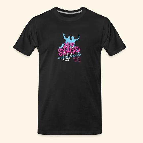 Stallyns logo - Men's Premium Organic T-Shirt
