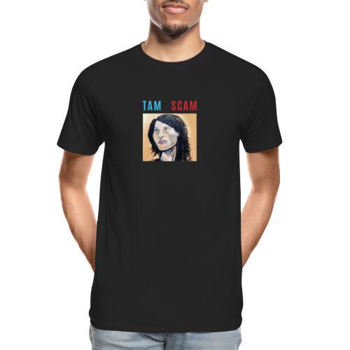 TAM SCAM - Men's Premium Organic T-Shirt