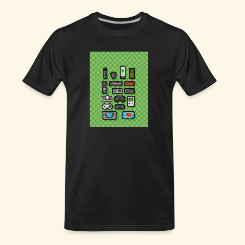 controller handy - Men's Premium Organic T-Shirt