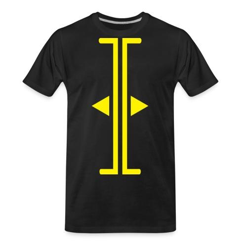 Trim - Men's Premium Organic T-Shirt