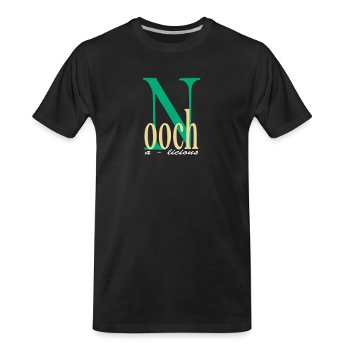Nooch a Licious - Men's Premium Organic T-Shirt