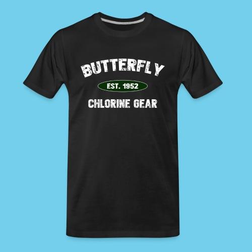 Butterfly est 1952-M - Men's Premium Organic T-Shirt