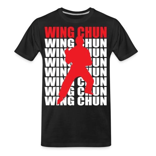 Wing Chun - Men's Premium Organic T-Shirt